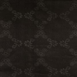 Материал подкл 70Д с проп №24 мелк.цветы черн