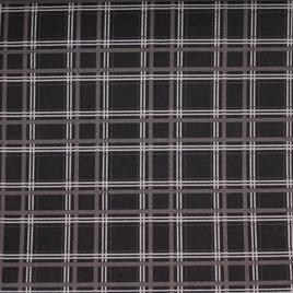 Дизайн 300Д ПВХ CSР 54 черн-сер клетка