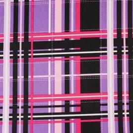 Дизайн 300Д ПВХ CSY 5093 роз-сирен клетка на черн