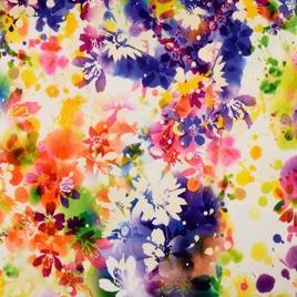 Дизайн 300Д ПВХ #3 цветы