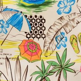 Дизайн 300Д ПВХ #1 лето