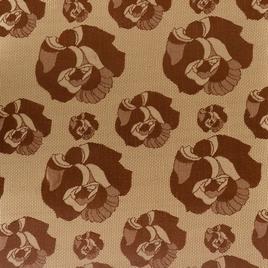 Материал  SPONGE PVC 1976 №2 розы беж
