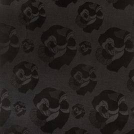 Материал  SPONGE PVC 1976 №5 розы черн