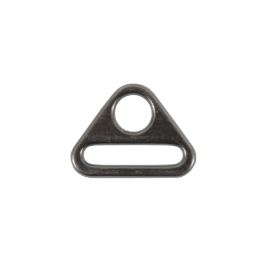 Полукольцо ZH-31 бл/ник пластина 32мм