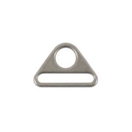 Полукольцо ZH-31 мат/ник пластина 32мм