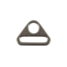 Полукольцо ZH-31 никель пластина 32мм
