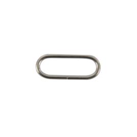 Рамка 30мм никель 2,5мм