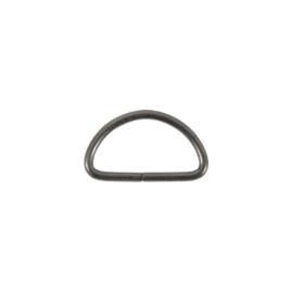 Полукольцо 30мм бл/ник 2,8мм