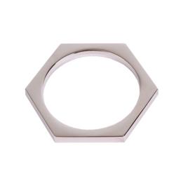 Ручкодержатель О 102 никель 35 мм