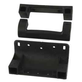 Комплект пластм. деталей к телеге MF-L 052 (внутрен. 3дет.)