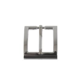 Пряжка А 651 30мм никель