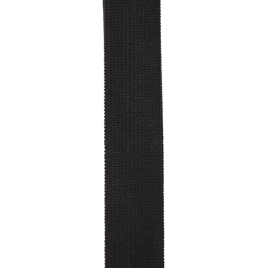 Резинка 25 мм черн Р