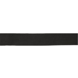 Лента-тесьма 450Д 22мм 322 черн 5,6гр/м Обычная