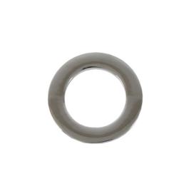 Ручкодерж О 069 (кольцо литое) никель 28 мм