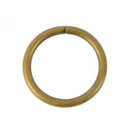 Ручкодерж №3(кольцо) разъемн антик роллинг 3,8/31,4/39мм