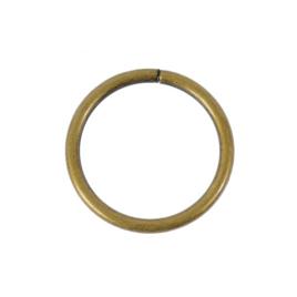 Ручкодерж №5(кольцо)разьемн антик 4,3/39,4/48мм
