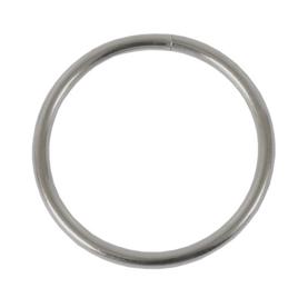 Ручкодерж №8(кольцо) разъемн никель толстое 4,9/60/69,8мм