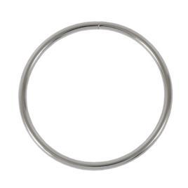Ручкодерж №9(кольцо) разъемн никель 4/65/73мм