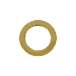 Ручкодержатель 453 (кольцо) брасс полир 25 мм