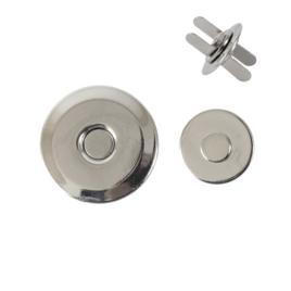 Магн,кнопка № 1 UFO никель полир