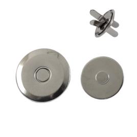 Магн,кнопка №17 UFO никель роллинг
