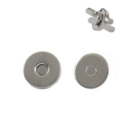 Магн,кнопка №16 10мм никель
