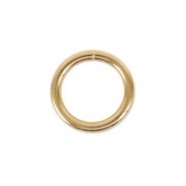 Ручкодерж №16 разъемн 4,8/24/33,6мм светлое золото роллинг