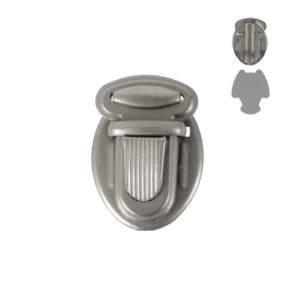 Замок КА 0040 В мат/ник роллинг (КС303)