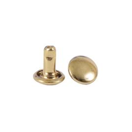Холнитен 6х6х3 двухстор светлое золото роллинг
