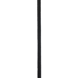 Шнур вязано-плетеный, 8мм черный