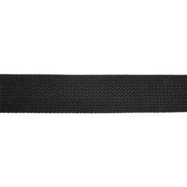 Лента ранц 40мм 322 черн 17,5 гр легкая Р (Б)