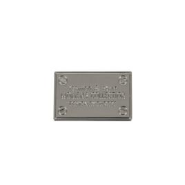 Украшение 5931 никель полир