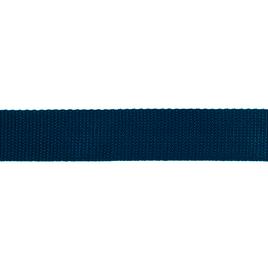 Лента ременная 20 мм 10,7 темно синяя (Р)