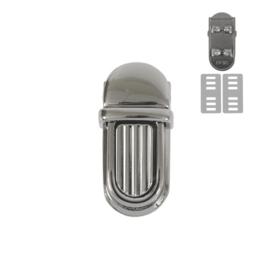 Замок 5627(А 0543) никель полир D