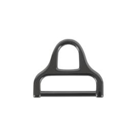 Ручкодержатель XB-0682 ( # 2220 ) 32мм блек никель полир