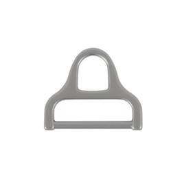 Ручкодержатель XB-0682 ( # 2220 ) 32мм мат/ник выс кач+лак