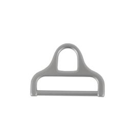 Ручкодержатель XB-0683 (пластина#2222) 38,4мм мат/ник полир