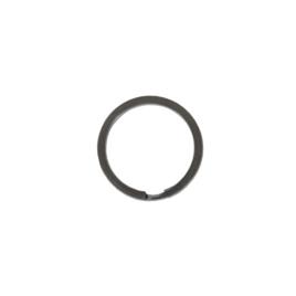 Кольцо для ключей В 38 d=28мм (BSQ d внутр=23мм/наружн=28мм) блек никель роллинг