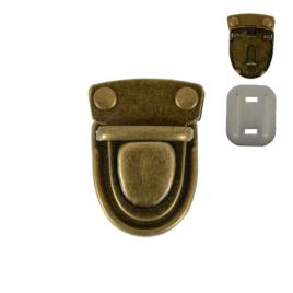 Замок цупф ЛМ-72 антик роллинг