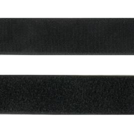 Велкро  50 мм 322 черн N (Нейлон)