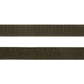Велкро  20 мм 328 т.хаки