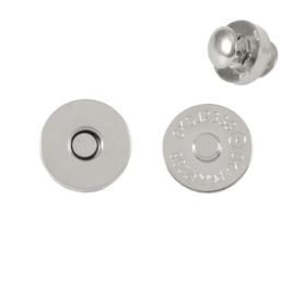 Магн,кнопка 18мм+холн никель роллинг