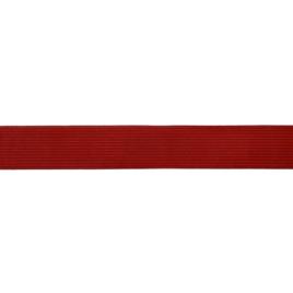 Бейка белорусск аналог 24мм 148 красная 2,6 гр/м