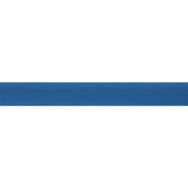 Бейка тесьма окантовочная 22мм голубая 216