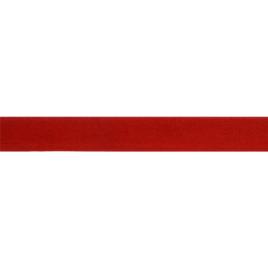 Бейка тесьма окантовочная 22мм красная 162