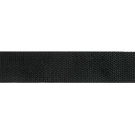 Лента ранц 30мм 322 черная Обычная 15.7 (тип 30.24.1) Р