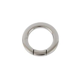 Ручкодержатель 1333 (кольцо) неразъем никель 30 мм