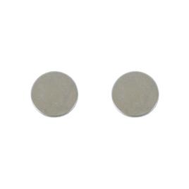 Магнит d=18мм 1,8 мм (пара)