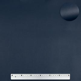 Кожзам K569 602# син с двухсторонним покрытием ПВХ