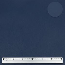 Кожзам C1897 6# синий с двухсторонним покрытием ПВХ